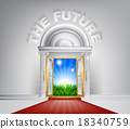 The Future Door Concept 18340759