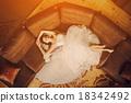 裙子 女人 女性 18342492