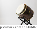 太鼓 打击乐器 器械 18346602