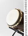 太鼓 打击乐器 器械 18346603