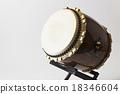 太鼓 打击乐器 器械 18346604