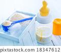 baby, milk, food 18347612