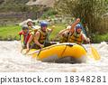Ecuador Whitewater River Rafting 18348281