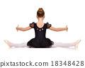 ballerina, dancer, girl 18348428