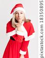 ซานต้า,ผู้หญิง,หญิง 18350895