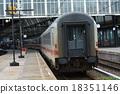 火車 阿姆斯特丹 電氣列車 18351146