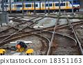 歐洲 火車 電氣列車 18351163