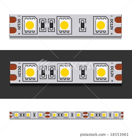 LED light strip seamless 18353061