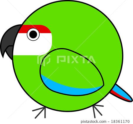 Marugame (Mingled Macaw) 18361170