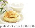 蜜瓜包 麵包 親暱的 18363836