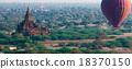 balloon, pagoda, view 18370150