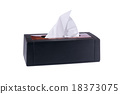 box of napkins 18373075