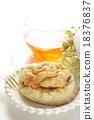 麵包 茶 蜜瓜包 18376837