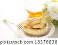 麵包 茶 蜜瓜包 18376838