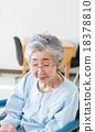 aged, women, woman 18378810