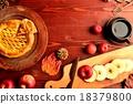 蘋果餅 下午茶時間 茶點 18379800