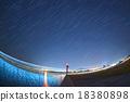 夜景 星圖 星星 18380898