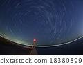 夜景 星圖 星星 18380899