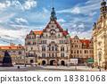 城堡 德國 皇家的 18381068