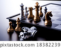 chess, chess figure, board game 18382239