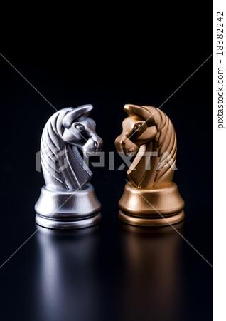 西洋棋 国际象棋 西洋象棋 18382242