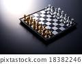 chess, chess figure, chess board 18382246