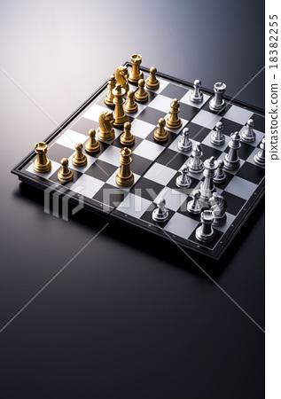西洋棋 国际象棋 西洋象棋 18382255