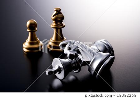 西洋棋 国际象棋 西洋象棋 18382258