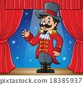 Circus ringmaster theme image 2 18385937