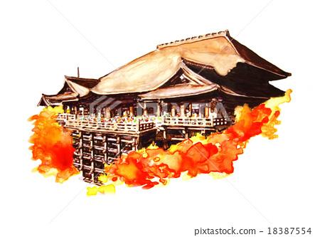 Kiyomizudera 1 18387554