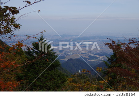 Scenery from the Suzuka Mountain Range 18388164