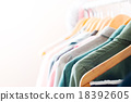 Pastel Color Clothes. Female Dresses 18392605