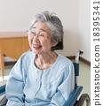 Wheel Chair, wheel-chair, wheelchair 18395341