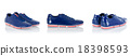 isolated, shoes, sport 18398593