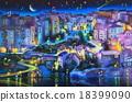 光明的城市 18399090