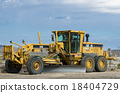 tractor, repair lorry, service car 18404729