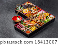 年夜饭 御节料理 日本食品 18413007