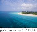海景 海浪 海面 18419430