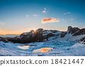 Italy Alps Dolomites  Tre Cime  Lago dei Piani 18421447