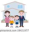 家庭 家族 家人 18421977
