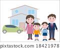 家庭 家族 家人 18421978