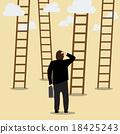 Ladder to Success 18425243