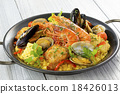 西班牙大锅饭 西班牙海鲜炖饭 海鲜炖饭 18426013