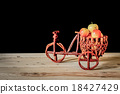 Apple in Tricycle. 18427429