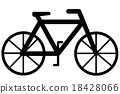 bicycle, bicyclists, bike 18428066