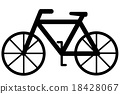bicycle, bicyclists, bike 18428067