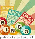 bingo, game, lottery 18433997