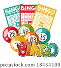 bingo, game, lottery 18434109