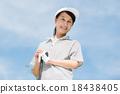 高爾夫 女性 女 18438405