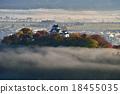 운해, 성, 풍경 18455035